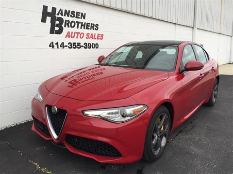 2017 Alfa Romeo Giulia for sale in Milwaukee, WI