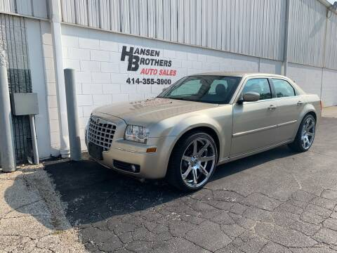 2006 Chrysler 300 for sale at HANSEN BROTHERS AUTO SALES in Milwaukee WI