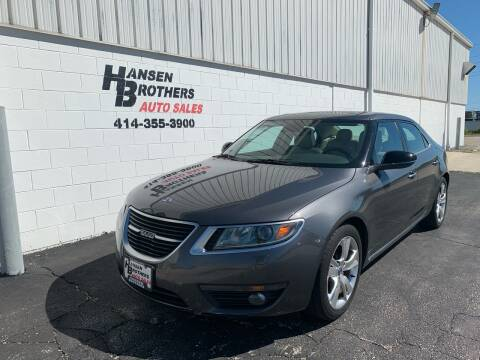 2011 Saab 9-5 for sale at HANSEN BROTHERS AUTO SALES in Milwaukee WI
