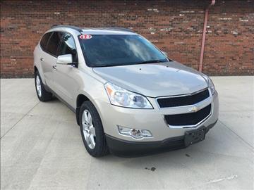 2012 Chevrolet Traverse for sale in Newton, IL