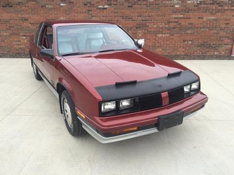 1985 Oldsmobile Cutlass Calais for sale in Newton, IL