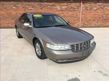 2002 Cadillac Seville for sale in Newton, IL