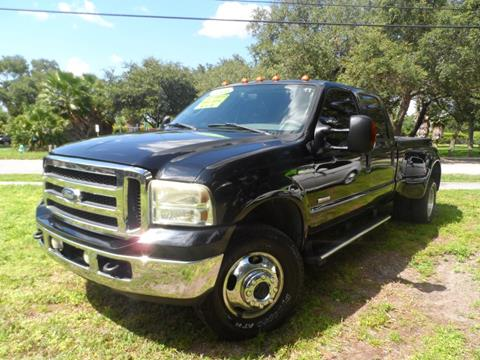 2005 Ford F-350 Super Duty for sale at Cars and Credit of Florida in Hollywood FL