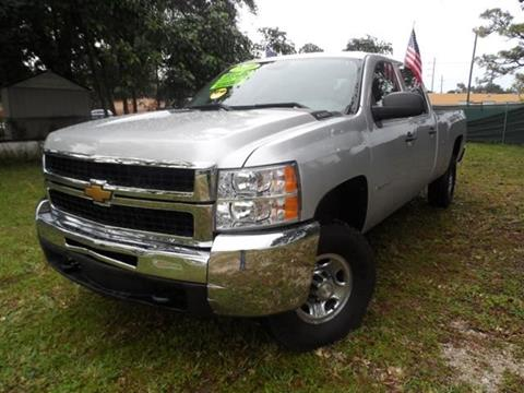 2010 Chevrolet Silverado 2500HD for sale at Cars and Credit of Florida in Hollywood FL