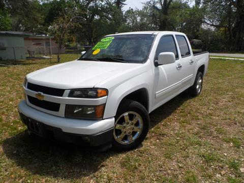 2010 Chevrolet Colorado for sale at Cars and Credit of Florida in Hollywood FL