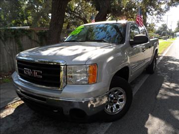 2010 GMC Sierra 1500 for sale at Cars and Credit of Florida in Hollywood FL