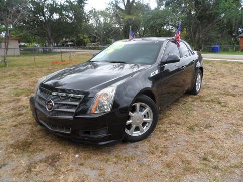2009 Cadillac CTS for sale at Cars and Credit of Florida in Hollywood FL