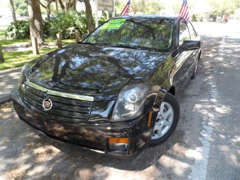 2007 Cadillac CTS for sale at Cars and Credit of Florida in Hollywood FL