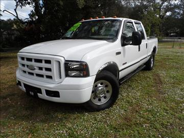 2006 Ford F-250 Super Duty for sale at Cars and Credit of Florida in Hollywood FL