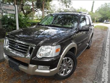 2006 Ford Explorer for sale at Cars and Credit of Florida in Hollywood FL