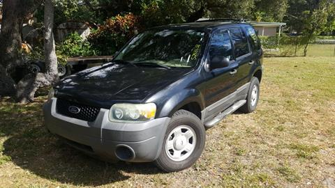 2007 Ford Escape for sale at Cars and Credit of Florida in Hollywood FL