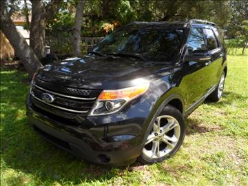 2011 Ford Explorer for sale at Cars and Credit of Florida in Hollywood FL