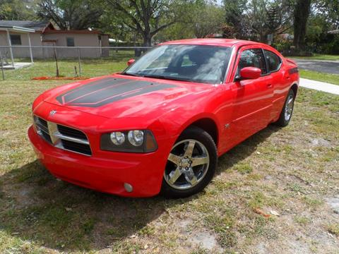 2010 Dodge Charger for sale at Cars and Credit of Florida in Hollywood FL