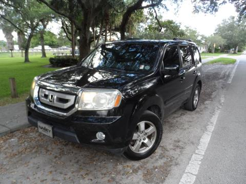 2010 Honda Pilot for sale at Cars and Credit of Florida in Hollywood FL