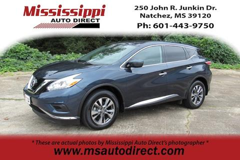 2016 Nissan Murano for sale in Natchez, MS