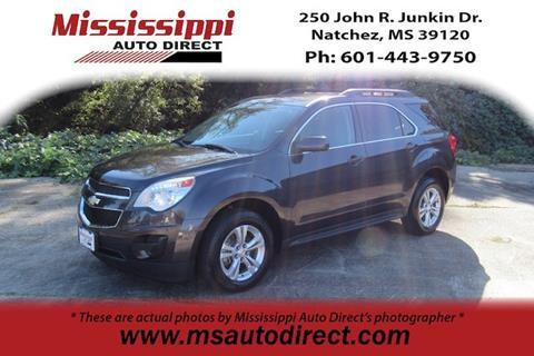 2013 Chevrolet Equinox for sale in Natchez, MS