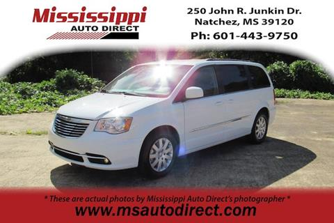 2016 Chrysler Town and Country for sale in Natchez, MS