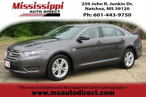 2015 Ford Taurus for sale in Natchez, MS