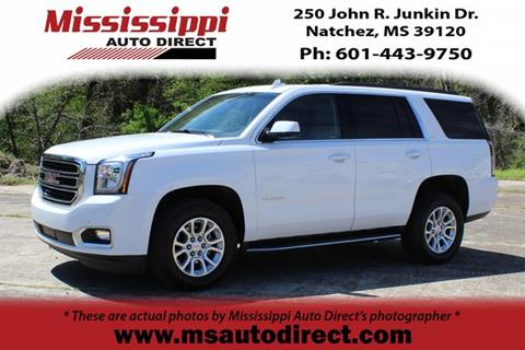 2018 GMC Yukon for sale in Natchez, MS