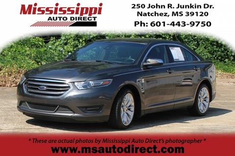 2017 Ford Taurus for sale in Natchez, MS