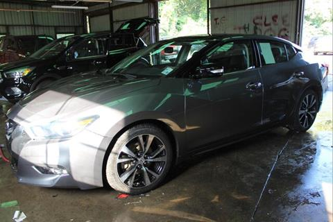 2017 Nissan Maxima for sale in Natchez, MS