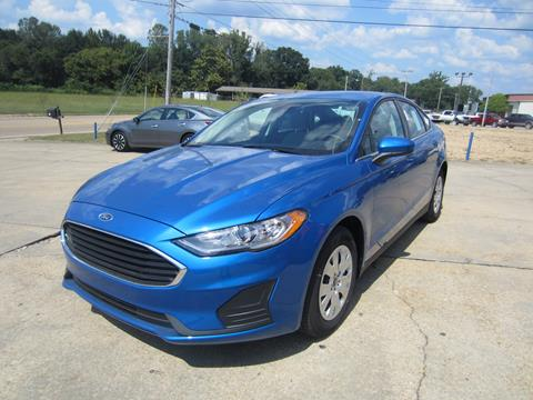 2020 Ford Fusion for sale in New Albany, MS