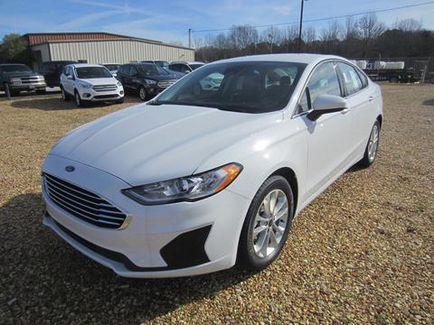 2019 Ford Fusion for sale in New Albany, MS
