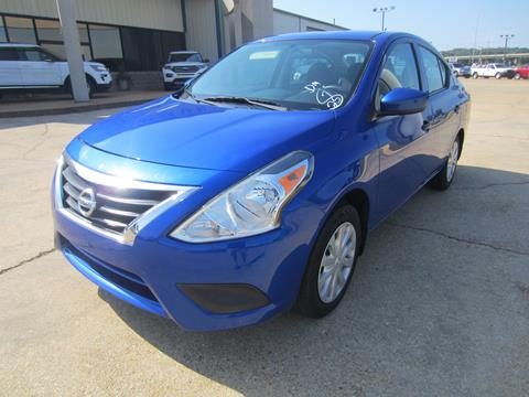 2016 Nissan Versa for sale in New Albany, MS