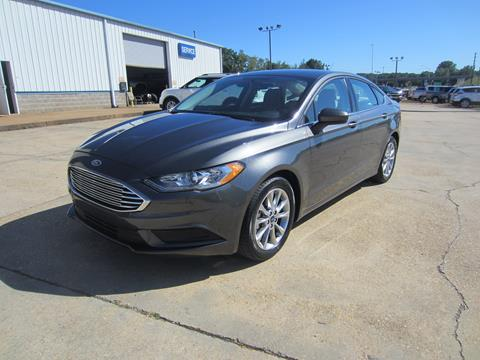 2017 Ford Fusion for sale in New Albany, MS