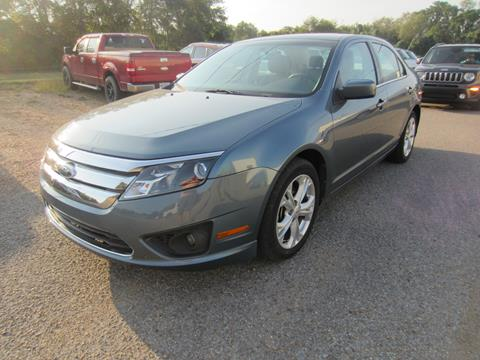 2012 Ford Fusion for sale in New Albany, MS