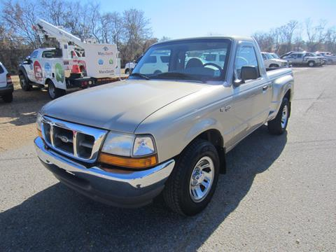 2000 Ford Ranger for sale in New Albany, MS