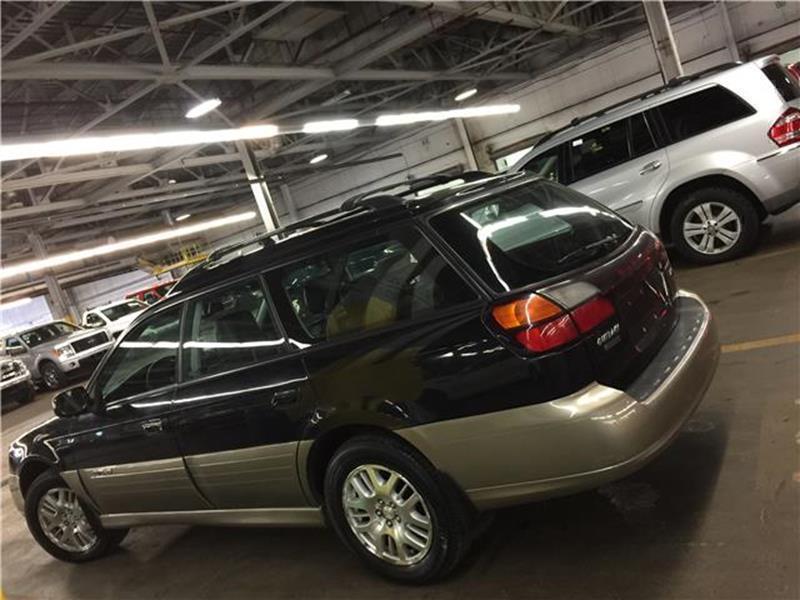 2004 Subaru Outback Awd Limited 4dr Wagon In Southboro Ma Kar Kwest