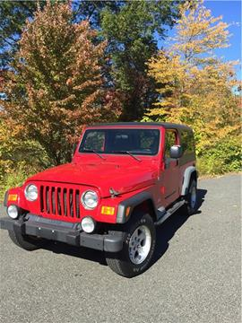 2006 Jeep Wrangler for sale in Southboro, MA