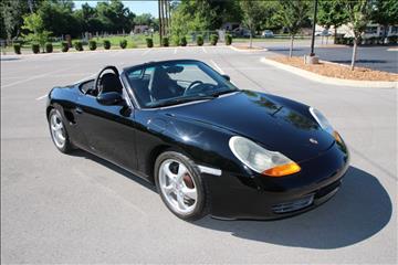 2001 Porsche Boxster for sale in Murfreesboro, TN