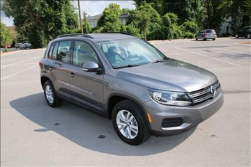 2016 Volkswagen Tiguan for sale in Murfreesboro, TN