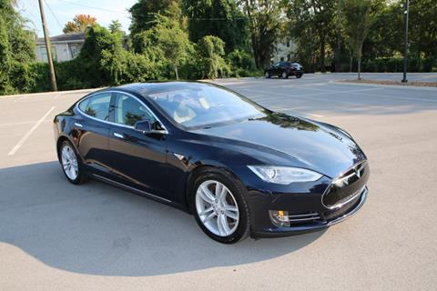 2014 Tesla Model S for sale in Murfreesboro, TN