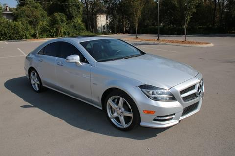 2012 Mercedes-Benz CLS for sale in Murfreesboro, TN