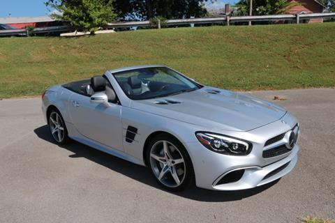 Mercedes-Benz SL-Class For Sale in Tennessee - Carsforsale.com®