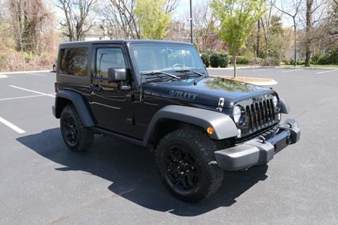 2016 Jeep Wrangler for sale in Murfreesboro, TN