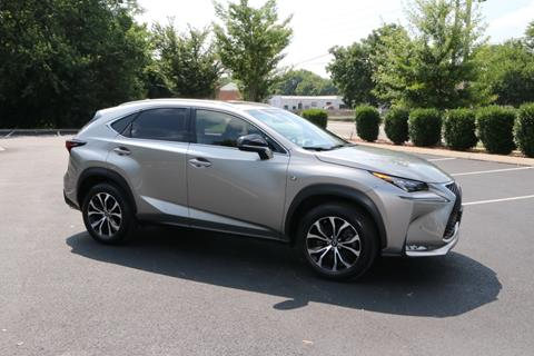 2016 Lexus NX 200t for sale in Murfreesboro, TN