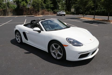 2018 Porsche 718 Boxster for sale in Murfreesboro, TN