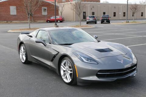 2015 Chevrolet Corvette Stingray Z51 for sale at Auto Collection Of Murfreesboro in Murfreesboro TN
