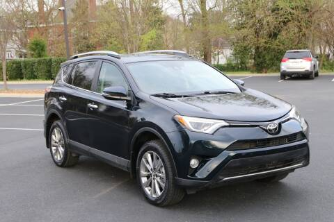 2017 Toyota RAV4 Limited for sale at Auto Collection Of Murfreesboro in Murfreesboro TN