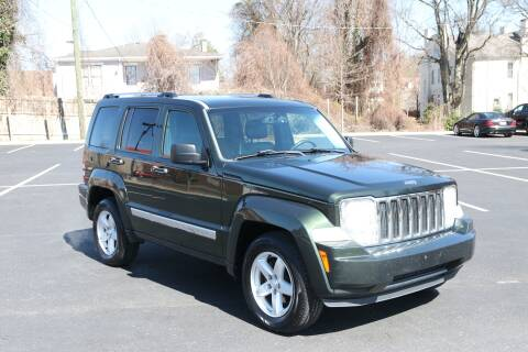 2011 Jeep Liberty Limited for sale at Auto Collection Of Murfreesboro in Murfreesboro TN