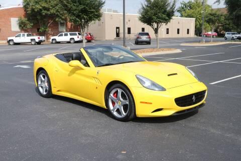 2010 Ferrari California for sale at Auto Collection Of Murfreesboro in Murfreesboro TN