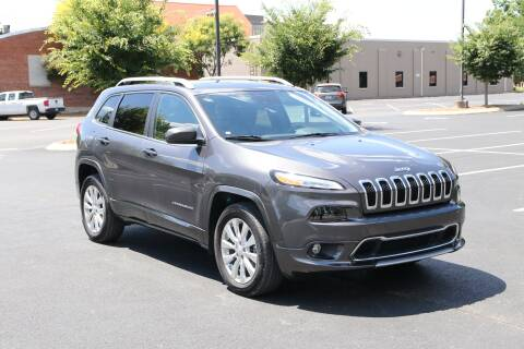 2018 Jeep Cherokee for sale at Auto Collection Of Murfreesboro in Murfreesboro TN