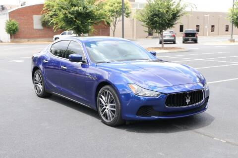 2015 Maserati Ghibli for sale at Auto Collection Of Murfreesboro in Murfreesboro TN