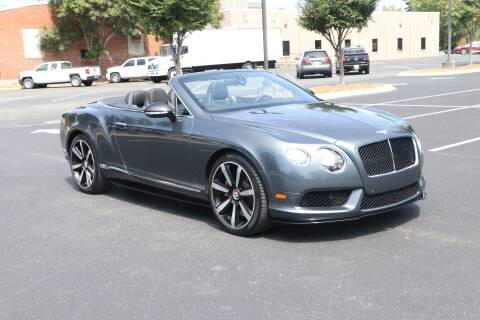 2014 Bentley Continental for sale at Auto Collection Of Murfreesboro in Murfreesboro TN