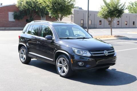 2017 Volkswagen Tiguan for sale at Auto Collection Of Murfreesboro in Murfreesboro TN
