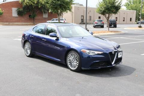 2018 Alfa Romeo Giulia for sale at Auto Collection Of Murfreesboro in Murfreesboro TN